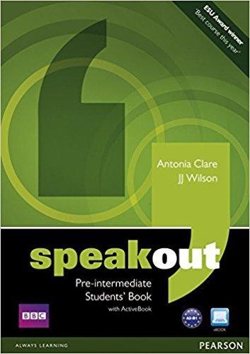 Speakout – Pre-intermediate