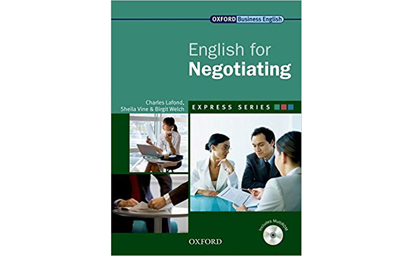 English for Negotiating