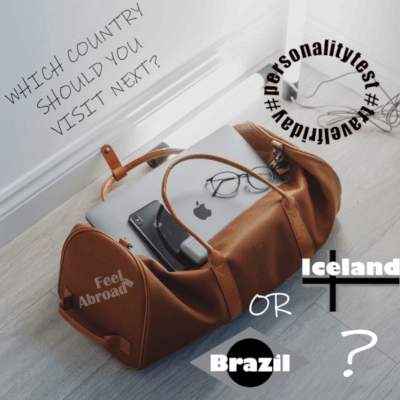 Brazil or Iceland – Which Country should you visit next?