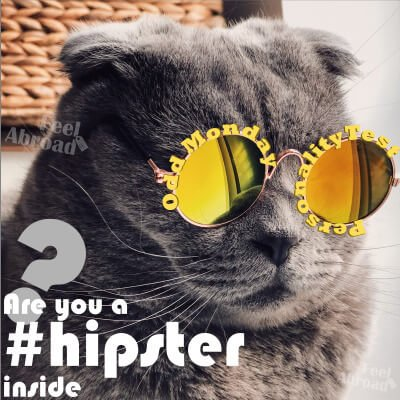 Are you a hipster inside?