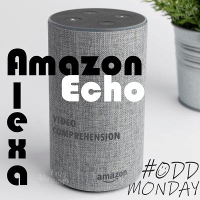 Amazon echo – Alexa