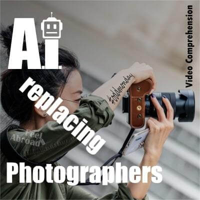 A.I. Replacing Photographers