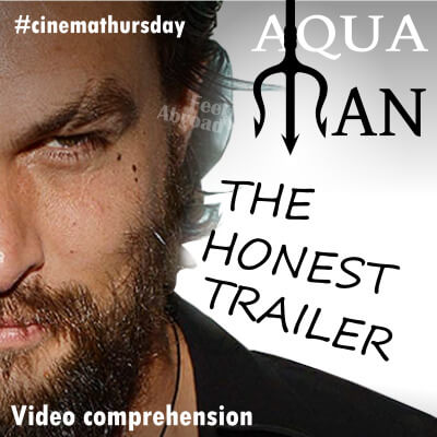Aquaman Honest Trailer
