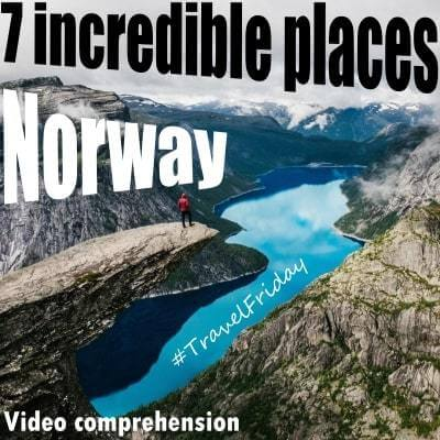 7 incredible places in Norway