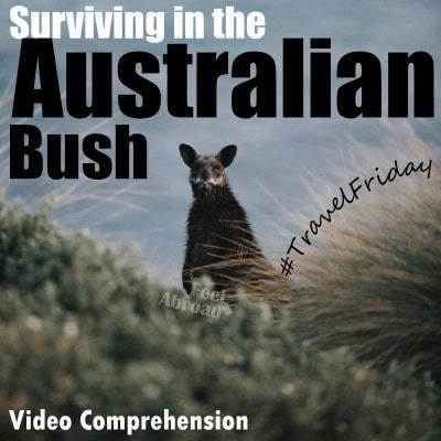 Surviving in the Australian Bush