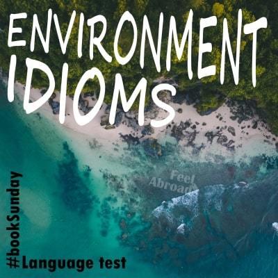 Environment idioms