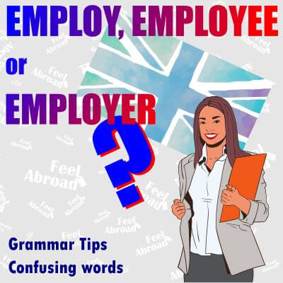 Employ, employee or employer???