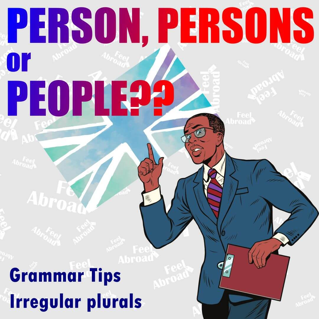 Person, persons or people?
