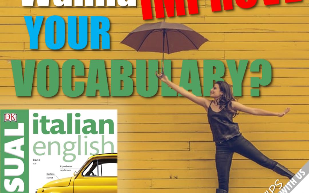 BILINGUAL VISUAL DICTIONARY Italian-English
