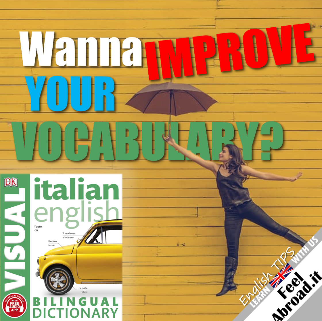 BILINGUAL VISUAL DICTIONARY Italian-English