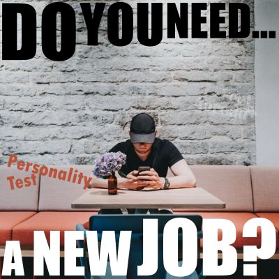 Do you need a new job?
