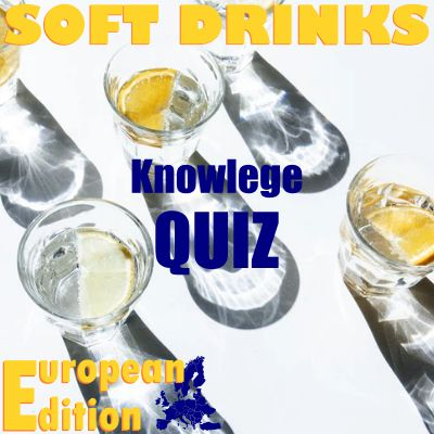 SOFT DRINKS – European Edition