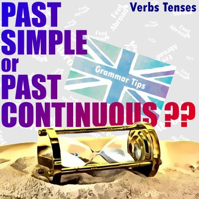 Past Simple or Past Continuous???