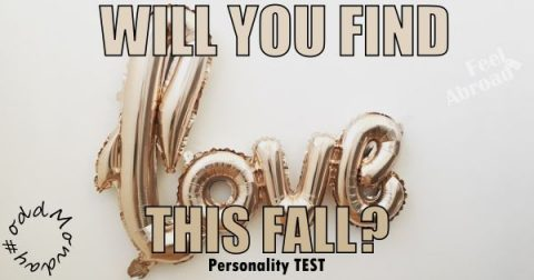 Will you find LOVE this FALL?