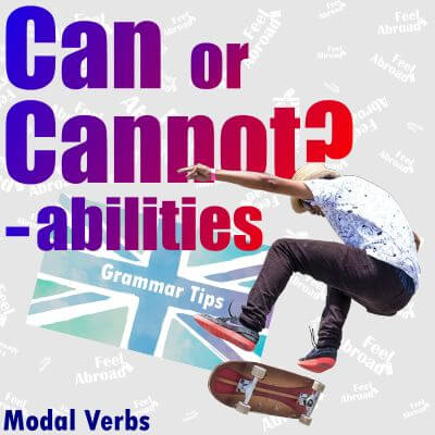 Can or Cannot? – abilities