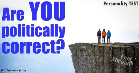 Are you politically correct?
