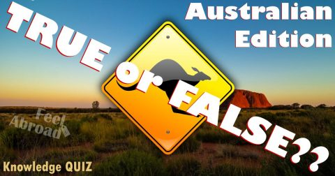 True or False? – Australian Edition
