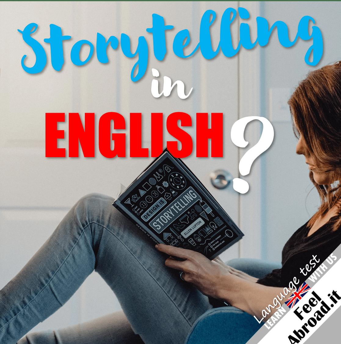 Storytelling – 5 useful linkers