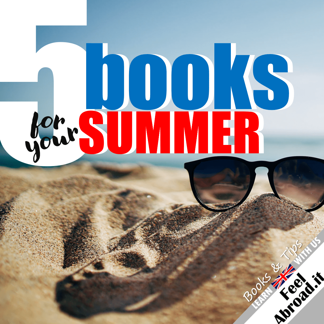 5 BOOKS for your SUMMER